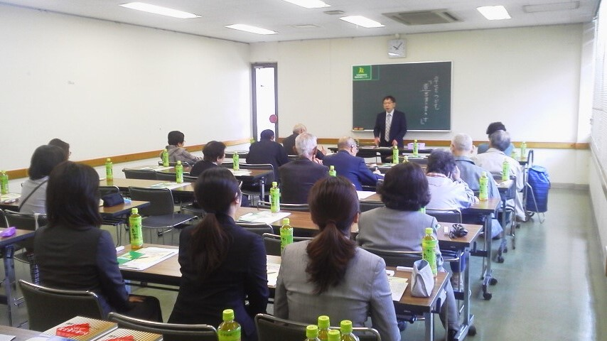 遺言書セミナー2_八十二銀行セミナー_今井支店
