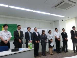 相続協会京都市支部が京都信用金にてセミナー開催・メンバー