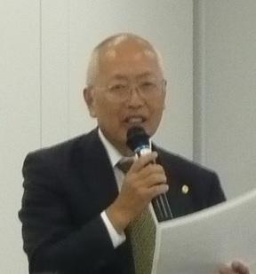 相続協会第8回セミナー司会石川光男先生